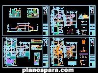 imagen casa 2 niveles