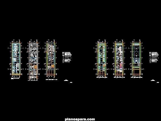 imagen Edificio MRCI  4 niveles