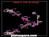 imagen Planos de Armado de rampa de escaleras