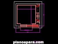 imagen Planos de Ascensor