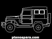 imagen Planos de Auto