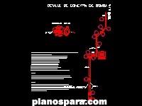 imagen Planos de Bomba hidraúlica