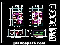 Planos de casas planos de construccion for Pie de plano arquitectonico pdf