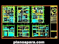 imagen Planos de Casa Volcanes
