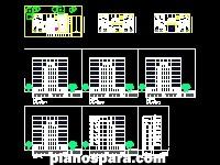 imagen Planos de Centro de oftalmología