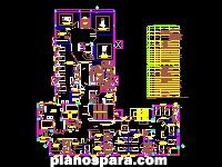 imagen Planos de Clínica de especialidades