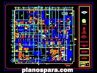 imagen Planos de Clínica hospitalaria