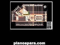 imagen Planos de Club Deportivo