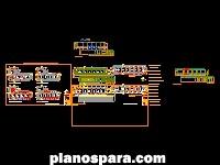imagen Planos de Colegio público