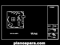 imagen Planos de Concepto de mobiliario para kinder