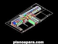 imagen Planos de consultorio atencion primaria