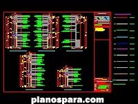 imagen Planos de Cortes Por Fachada
