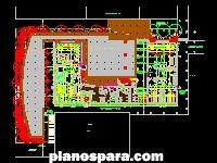 imagen Planos de Edificio estudiantil