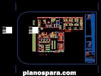 imagen Planos de emergencia hospital