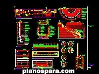 imagen Planos de Escalera