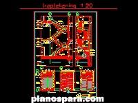imagen Planos de Escalera Kuns