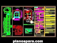 imagen Planos de escaleras