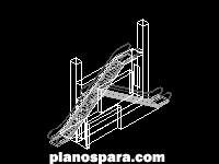 imagen Planos de Escaleras eléctricas