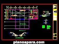 imagen Planos de escaleras eléctricas a