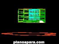 imagen Planos de Escalinata