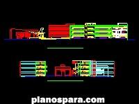 imagen Planos de Escuela de Arquitectura