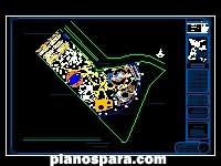 imagen Planos de Escuela de artes plásticas