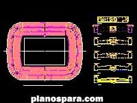 imagen Planos de estadio