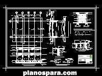 imagen Planos de Estructural 1 de laboratorio