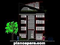 imagen Planos de Fachada departamentos