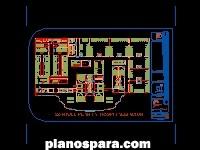 imagen Planos de Hospital General