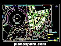 imagen Planos de Hospital General Tultitlán