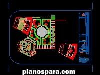 imagen Planos de Hospital General Zona Educativa