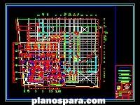 imagen Planos de Hospital [Guerrero, México]
