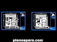 imagen Planos de Hospital Psiquiatrico