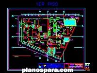 imagen Planos de Hosptital