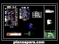 imagen Planos de Instalaciones Eléctricas de Casa Habitación