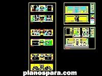 imagen Planos de Laboratorio de investigación