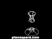 imagen Planos de mueble en 3d