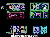 imagen Planos de Multifamiliar Saye