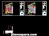Planospara author at planos de casas planos de for Oficinas administrativas planos