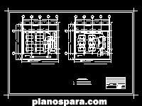imagen Planos de Plano eléctrico de un laboratorio