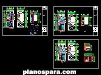imagen Planos de plano instalacion hidraulica y sanitaria