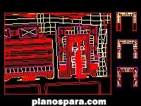 imagen Planos de plantacolegiales dwg