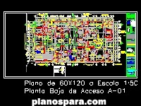 imagen Planos de Residencial Andalucia