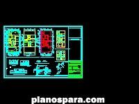 imagen Planos de sierra de cadi dwg