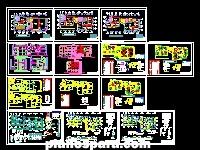 imagen Planos de Vivienda Multifamiliar