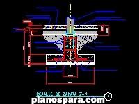 imagen Planos de ZAPATA A 01