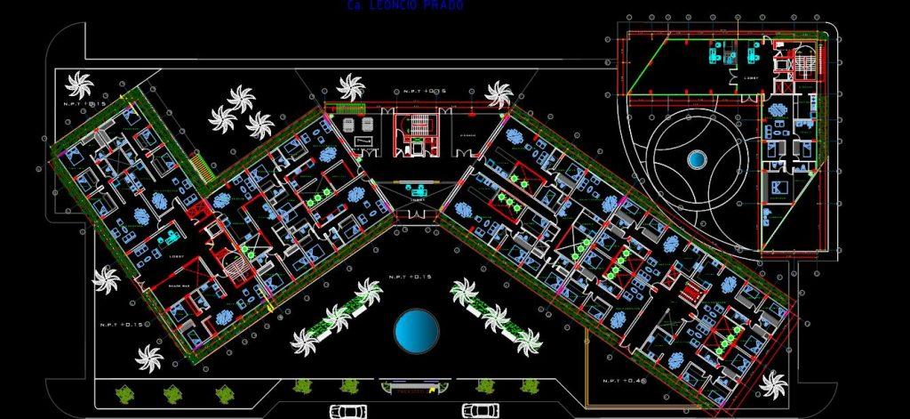 Proyecto multifamiliar en 5,000 metros cuadrados