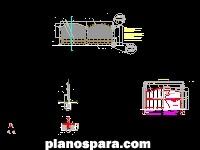 Cerco perimetral Y PORTON vehicular