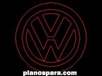 imagen Logotipo VW